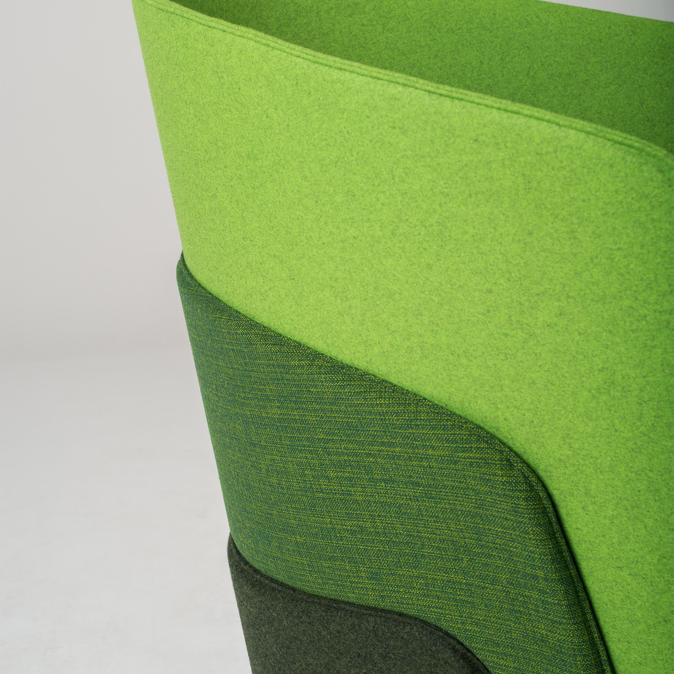 Offecct Layer Easy Acoustic Sofa Chair
