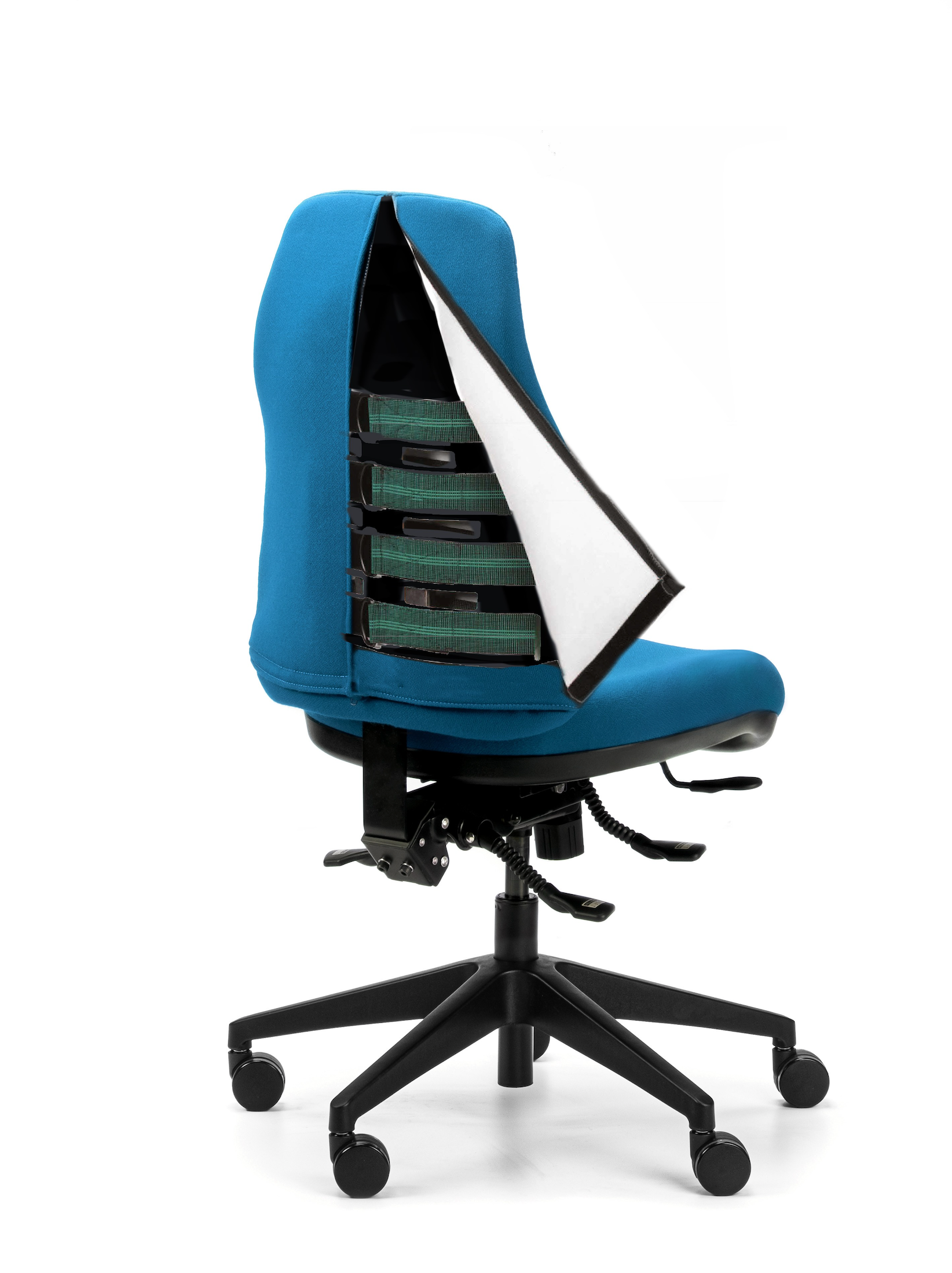 Chair Solutions Therapod Orthopod Heavy Duty Office Chair