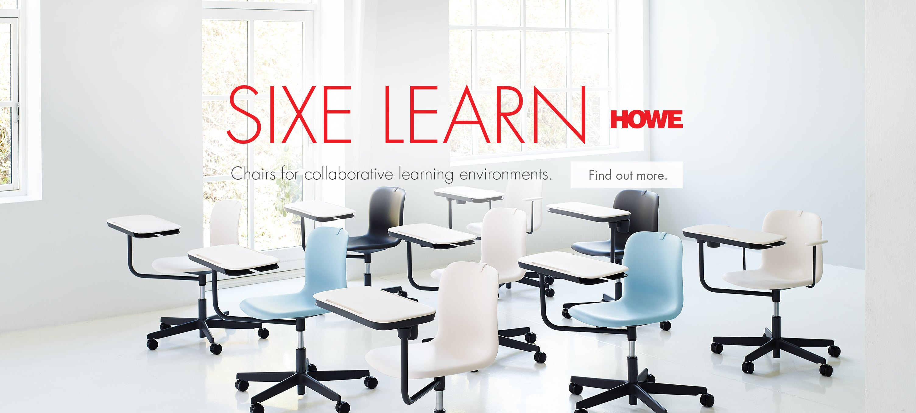 Howe Sixe Learn education chair