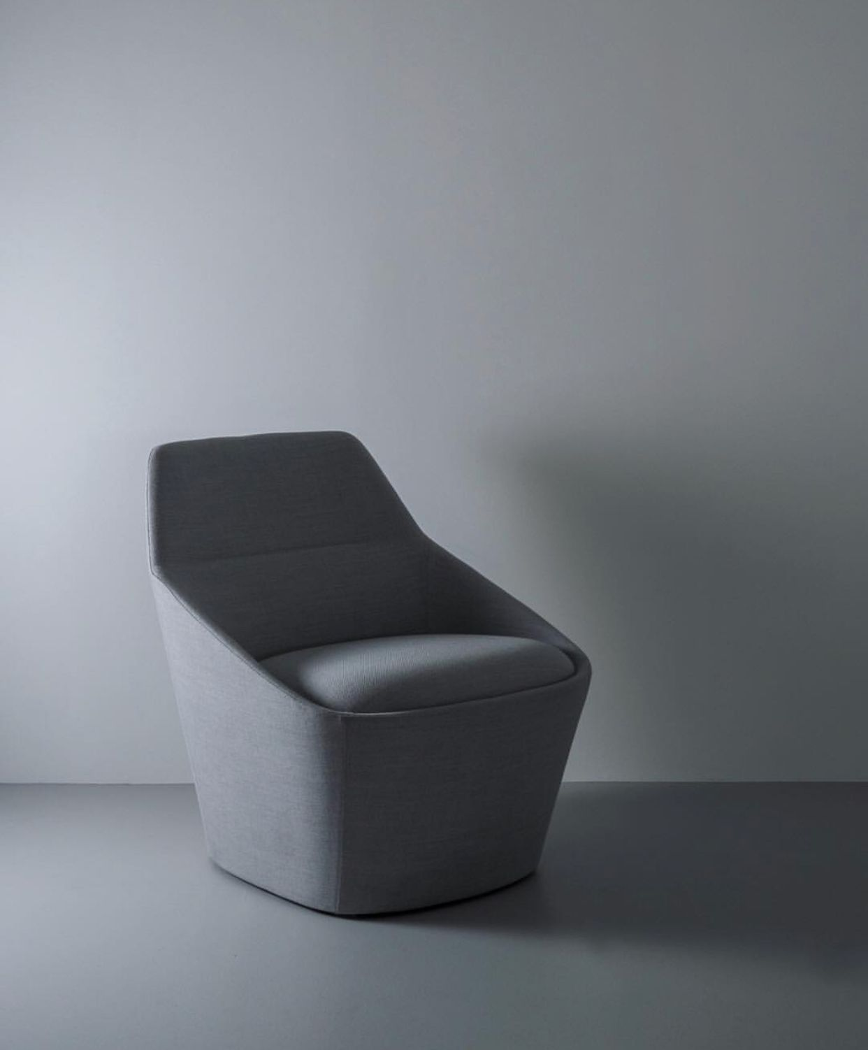 Offecct Ezy Large Easy Lounge Sofa Chair
