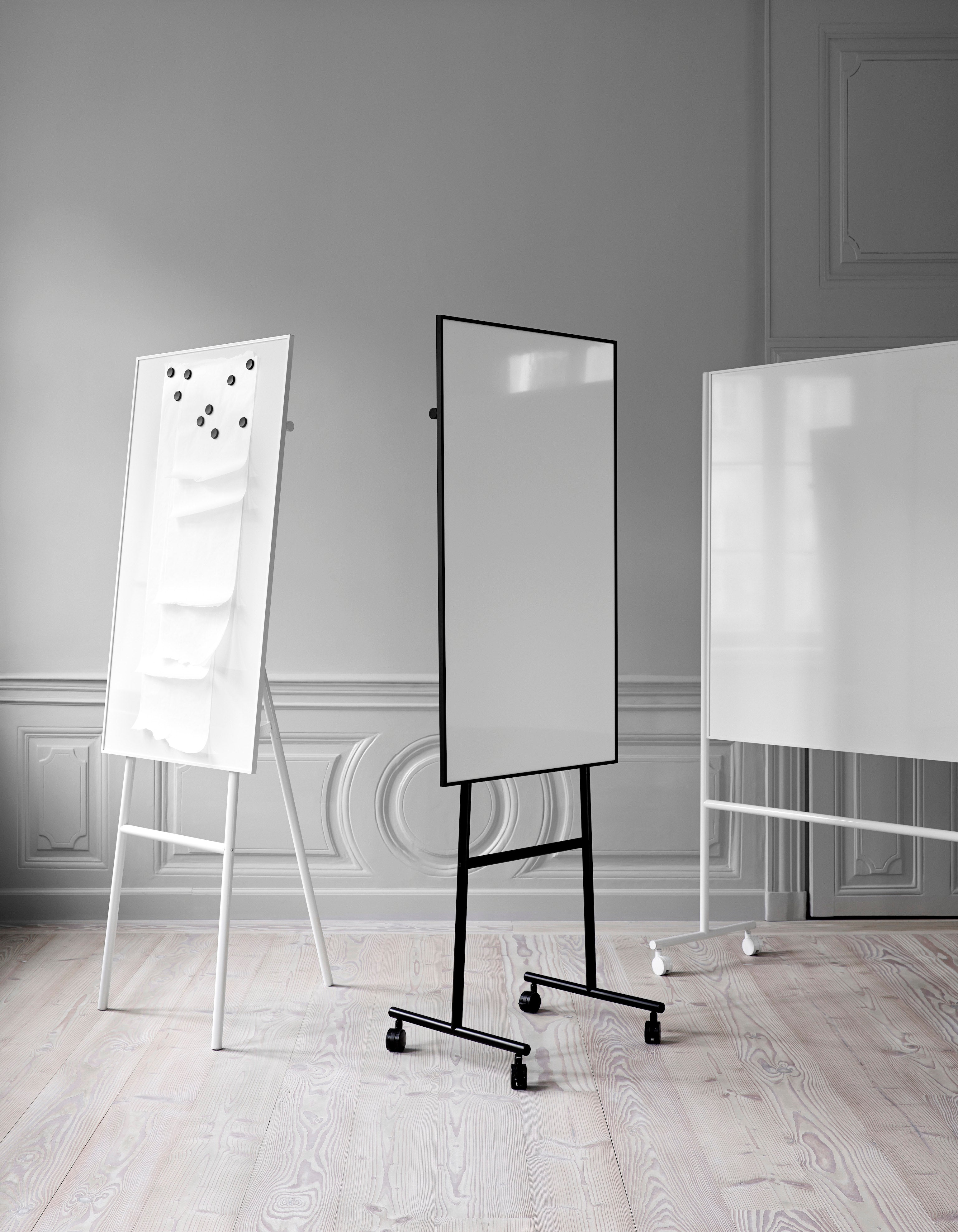 Lintex ONE Mobile Double Sided Whiteboard
