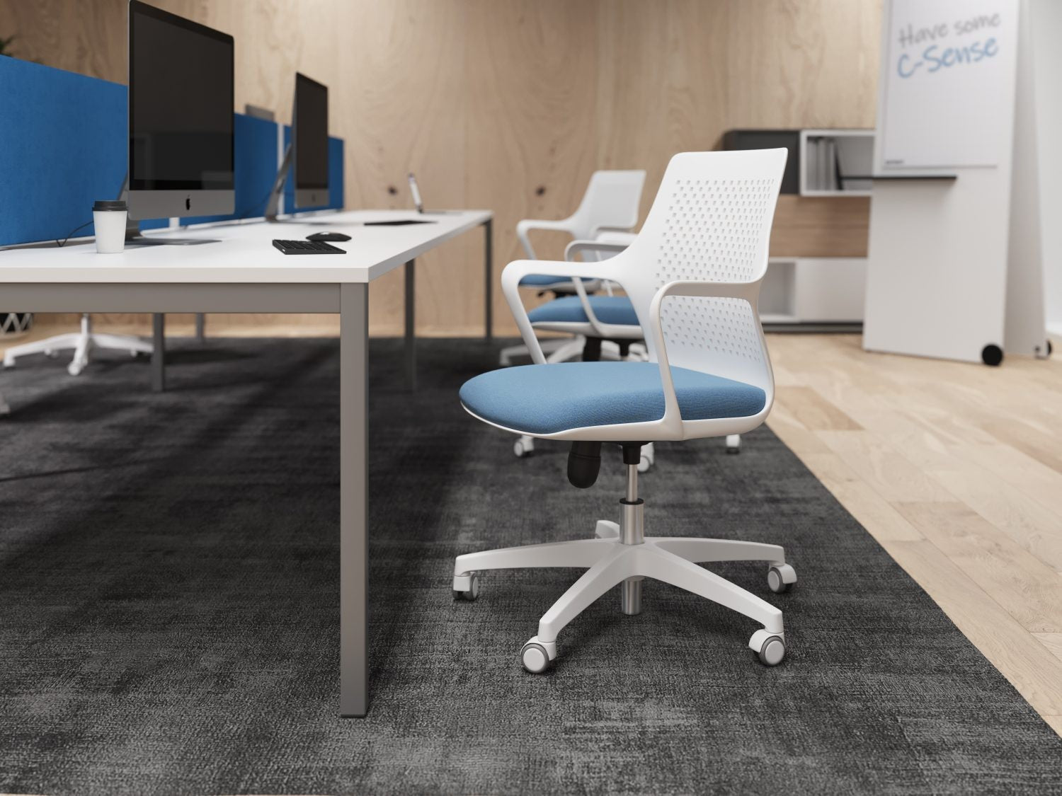 Chair Solutions Gemina Task Office Chair