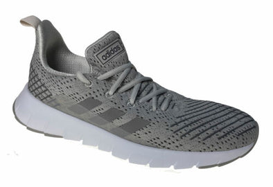 Adidas Men's Asweego Running Athletic Shoes Gray Size 8.5