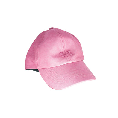 Under Armour Women's Free Fit Heathered Play Up Cap Pink One Size Pink