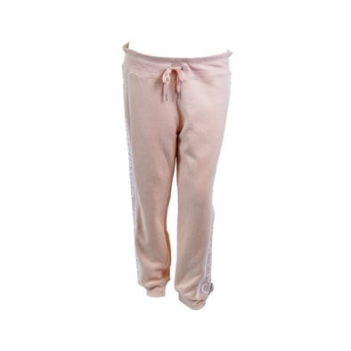 Calvin Klein Women's Performance High Waist Ankle Joggers Peach Size XXL