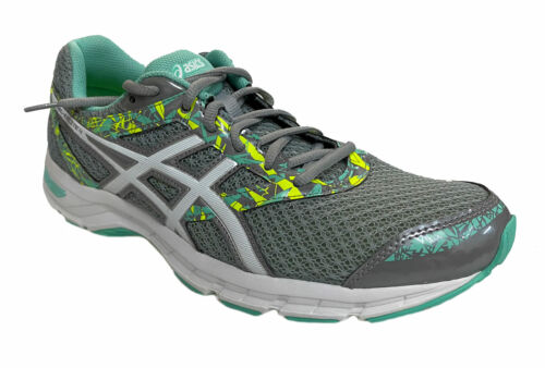 Asics Women's Gel Excite 4 Running Athletic Shoes Gray Mint Size 11.5