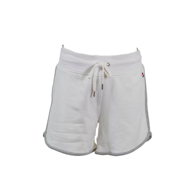 Tommy Hilfiger Women's Sport Dolphin Shorts White Size Medium