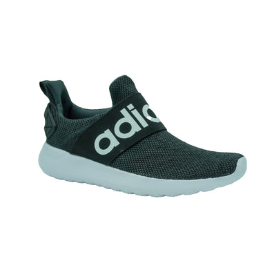 Adidas Unisex Kid's Lite Racer Adapt Running Athletic Shoes Black White Size 4.5