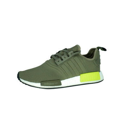 Adidas Men's Originals NMD_R1 Running Athletic Shoes Green Size 9.5