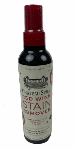 Chateau Spill Red Wine Stain Remover Clothing Fabric or Upholstery