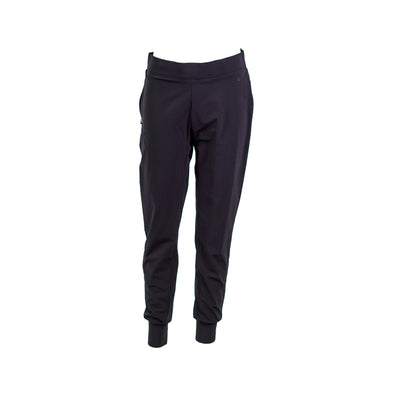 Nike Women's Dri Fit Woven Bliss Skinny Active Jogger Pants Black Size Small
