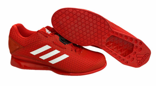 Adidas Women's BOA Leistung 16 II Weightlifting Shoes Red Size 12
