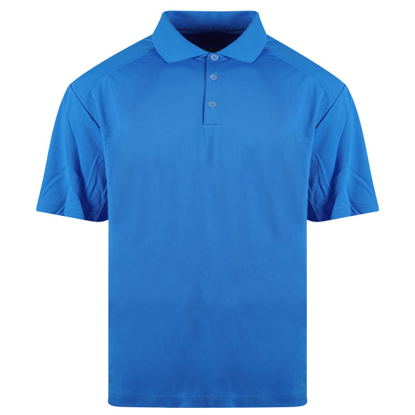Nike Men's Tour Perforance Short Sleeve Dri Fit Golf Polo Blue Size XL