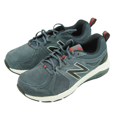 New Balance Men's 857v2 Cross Training Athletic Shoes Dark Blue Size 7.5 2E