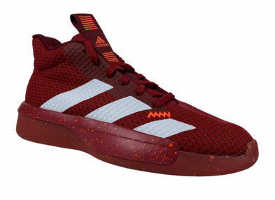 Adidas Men's Pro Nect 2019 Basketball Athletic Shoes Red Size 8.5