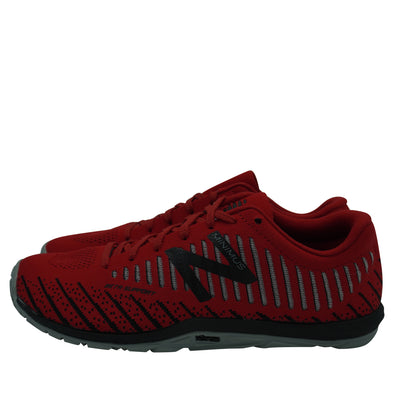 New Balance Men's Minimus 20v7 Cross Training Athletic Shoes Red Size 7.5
