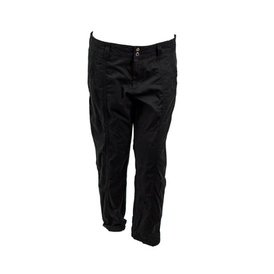 Lauren Ralph Lauren Women's Casual Crop Pants Black Size XXL