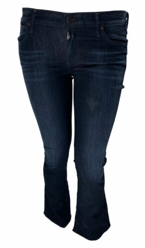 Citizens of Humanity Women's Slim Bootcut in Modern Love Dark Blue Jeans Size 31