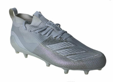 Adidas Men's Adizero 8.0 Football Cleats White Size 13