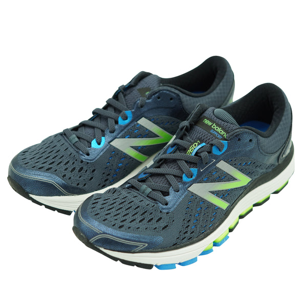 New Balance Men's 1260v7 Running Athletic Shoes Navy Blue Size 7