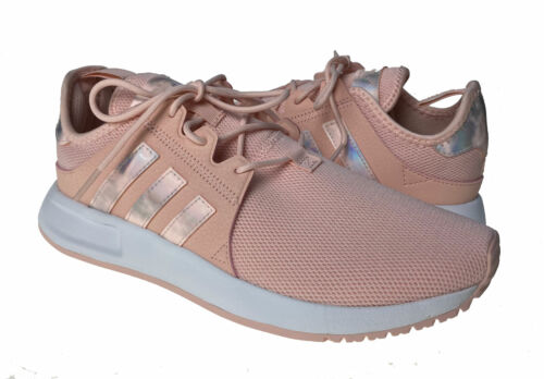Adidas Big Kid Girl's Originals X PLR Casual Shoes Pink Size 6.5