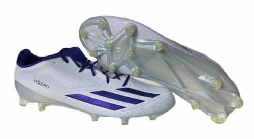 Adidas Men's Adizero 5 Star 5.0 American Football Athletic Shoes White Size 17