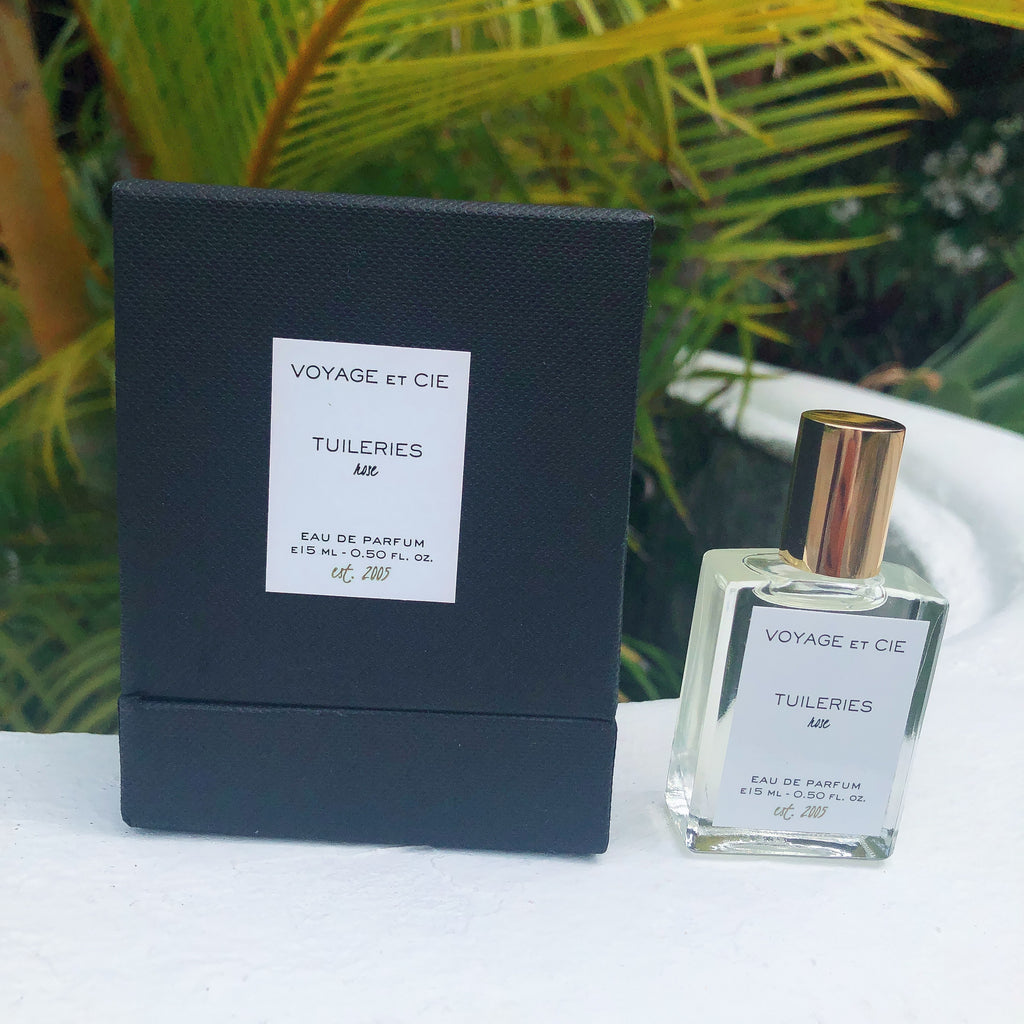 Rose {Tuilleries} Parfum