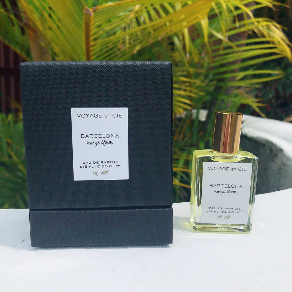 Orange Blossom {Barcelona} Parfum