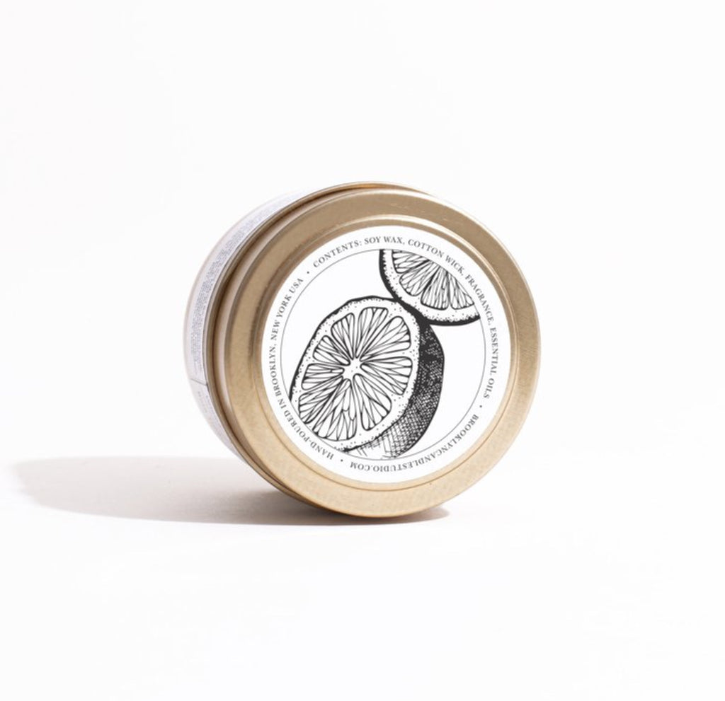 Travel Size Japanese Citrus Candle