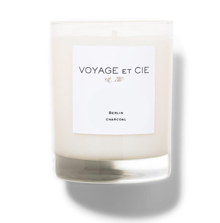 Berlin Charcoal Candle