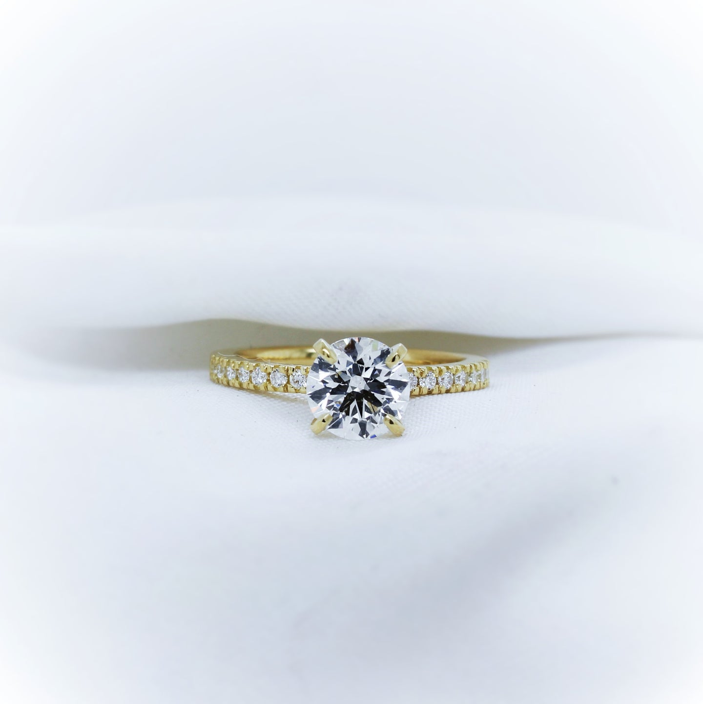 Shop Brisbane Engagement Rings Online Or Custom Design Your Engagement Ring At The French Door
