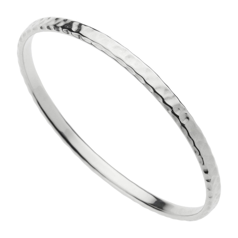 Najo Martillado Bangle - The French Door Jewellers
