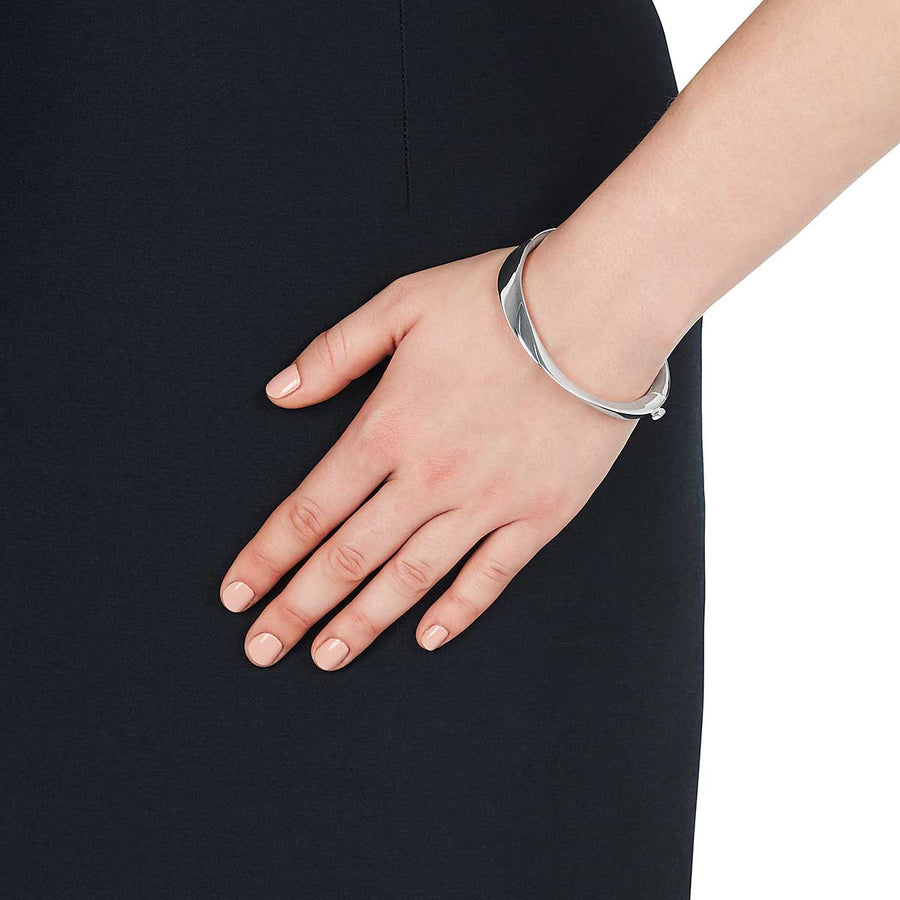 Najo Sophisticate Bangle - The French Door Jewellers