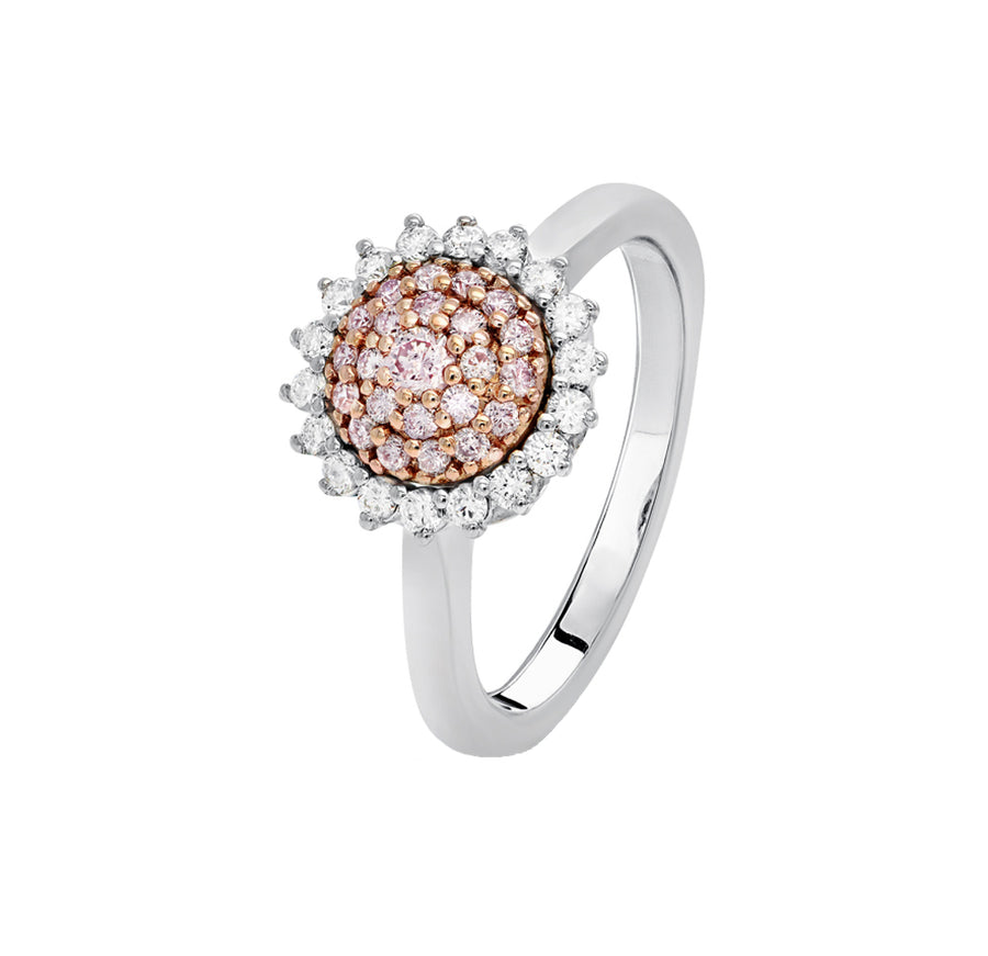 Blush Santini Ring - The French Door Jewellers