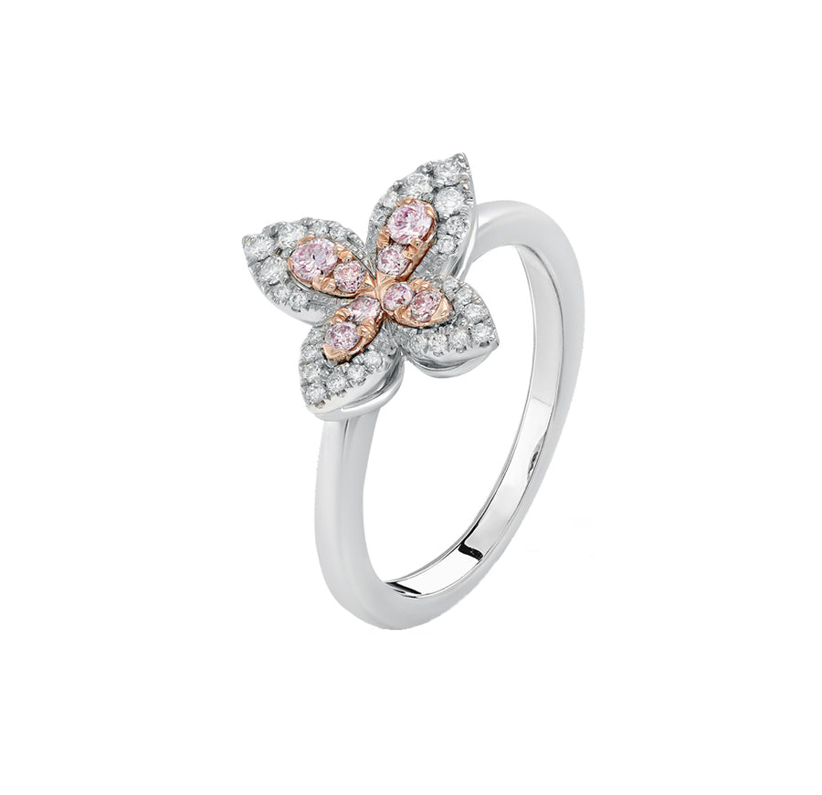 Blush Iria Ring