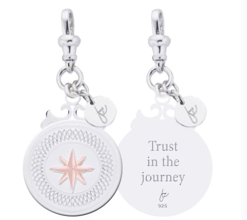 Declaration Journey (Compass) Pen lge - The French Door Jewellers
