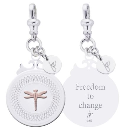 Declaration Freedom (Dragonfly) Pen lge - The French Door Jewellers