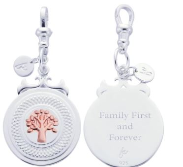 Declaration Family Tree Pendant Large - The French Door Jewellers