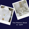 The French Door Gift Card - The French Door Jewellers