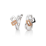 Breuning - Earrings SS/RH/RG Plating - The French Door Jewellers