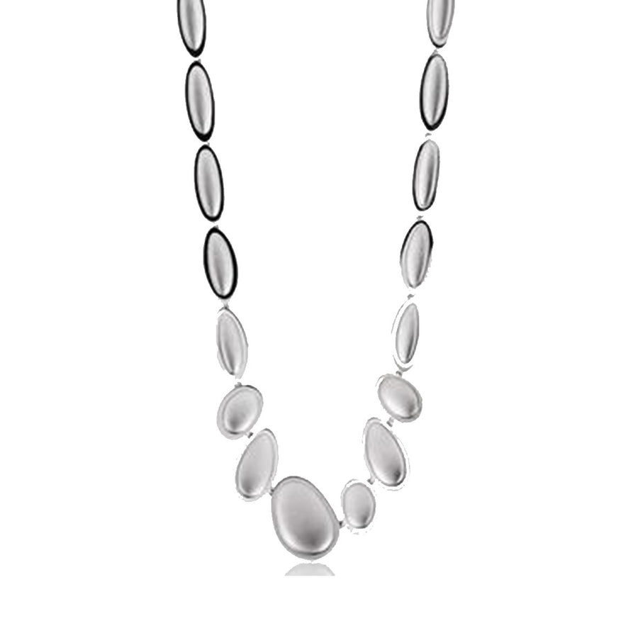Breuning - Necklace SS/RH - The French Door Jewellers