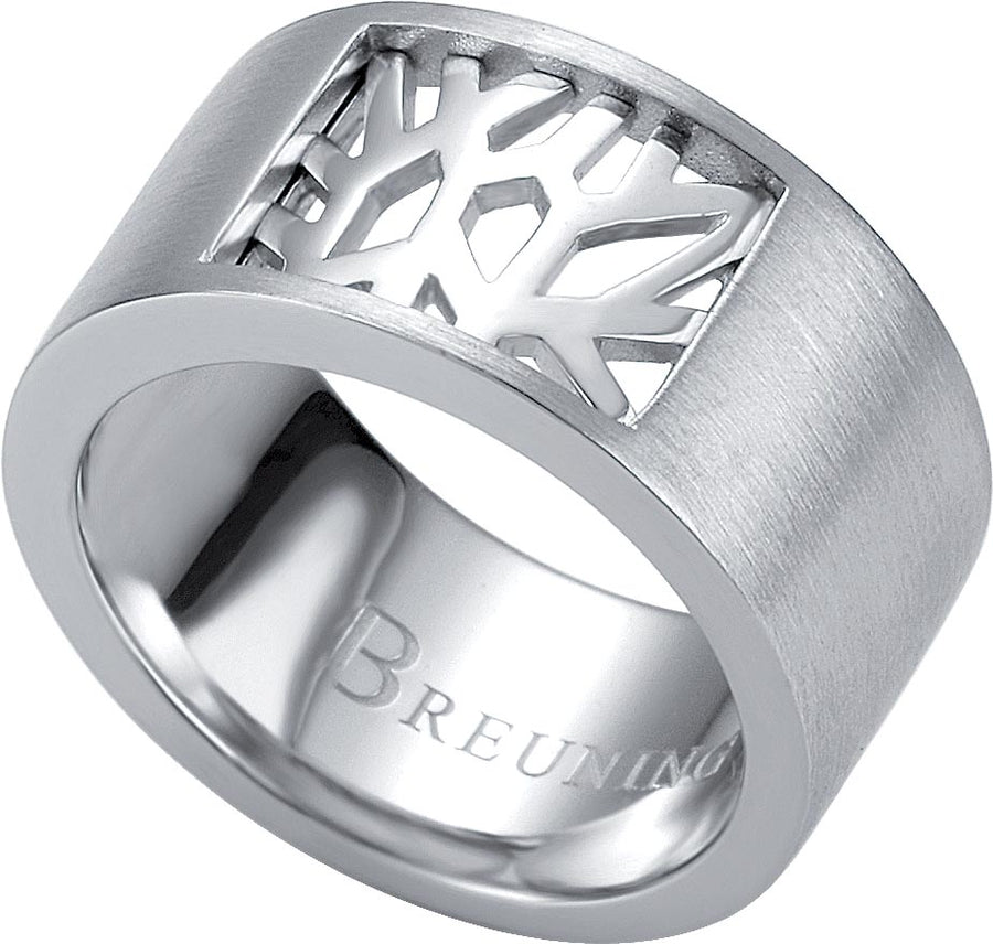 Ring SS Tree of Life - The French Door Jewellers