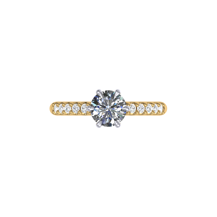 Custom design your engagement ring
