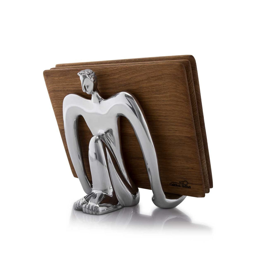 CARROL BOYES - THREE BOARD HOLDER-above board