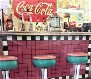 1000 piece Soda Shop Coca-Cola
