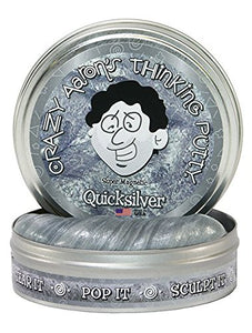 QUICKSILVER Thinking Putty