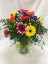 Load image into Gallery viewer, FLOWERS - Spring Arrangements - You choose price range for a mixed floral arrangement