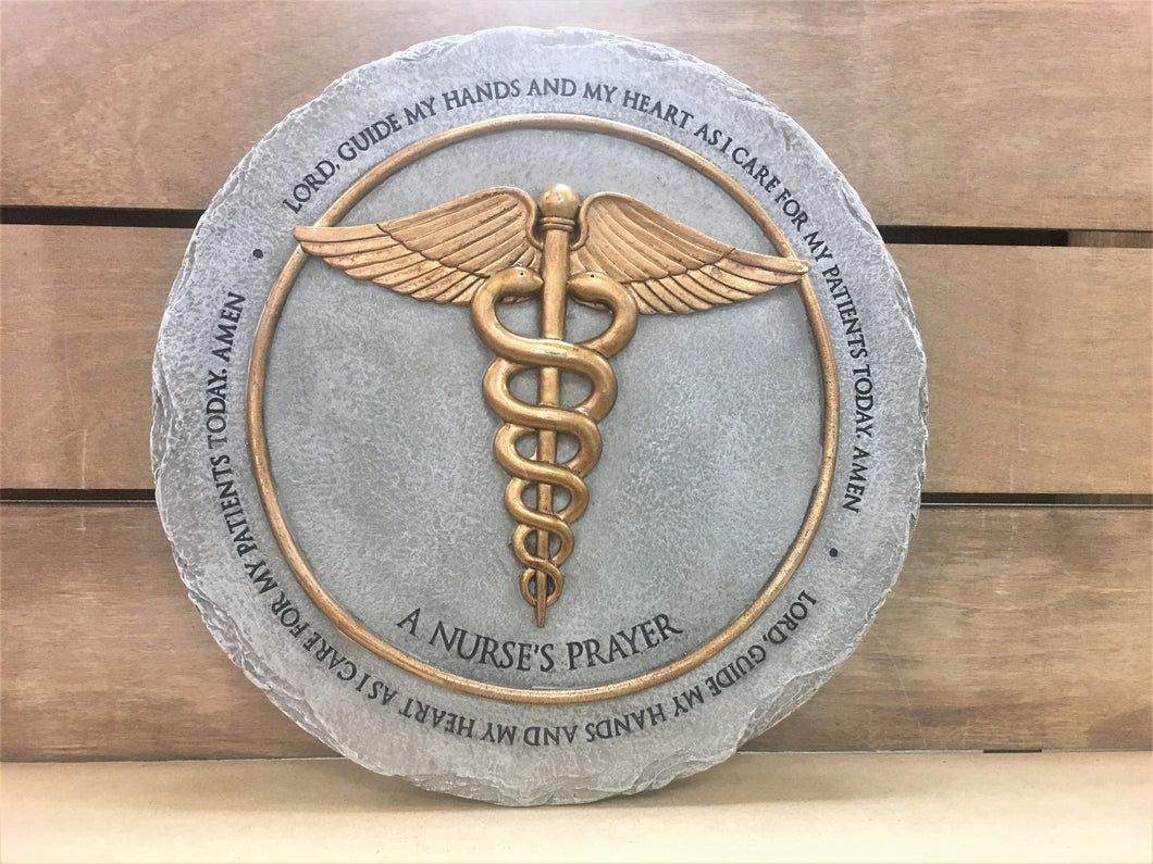 Stepping Stone:  A Nurse's Prayer