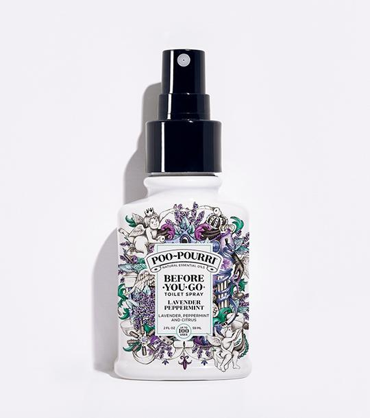 Lavender Peppermint Before-you-go Toilet Spray