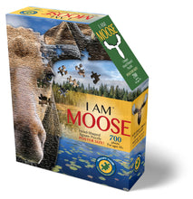 Load image into Gallery viewer, 700 piece Madd Capp Puzzle: I AM Moose